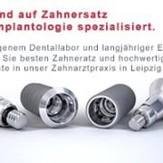 Zahnimplantate und Zahnersatz aus einer Hand in unserer Praxis in Leipzig 8