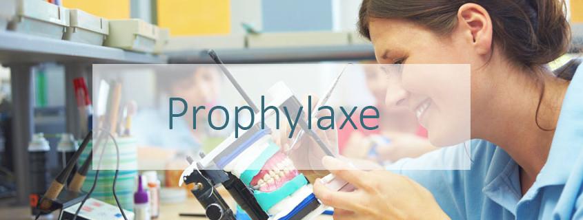 Gesunde Zähne durch Prophylaxe 1