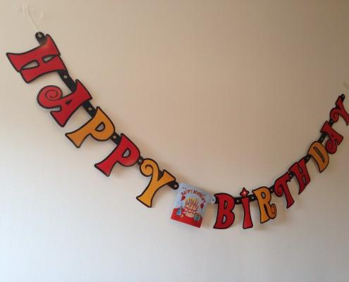 Aline hat Geburtstag! 3