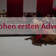 1. Advent 1
