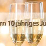 10 Jahre Zahnarztpraxis Leipzig!