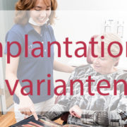 Implantationsvarianten